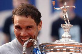 Nadal tundukkan Sela di Wimbledon