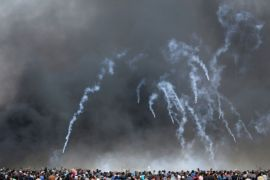 Netanyahu bela penggunaan kekuatan di perbatasan Gaza