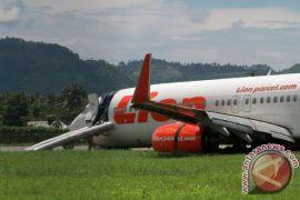 KKT mulai investigasi Lion Air tergelincir di Gorontalo