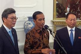 Indonesia dukung perdamaian semenanjung Korea