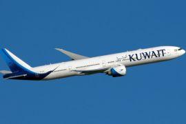 Kuwait Airways tangguhkan penerbangan terkait ancaman serangan AS ke Suriah