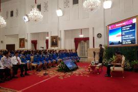 Presiden sebut pembangunan infrastruktur penting sebagai landasan