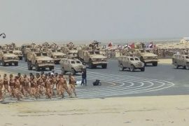 Pasukan Arab kepung pintu masuk ke bandar udara di Yaman