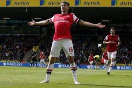 Arsenal maju ke semifinal Liga Europa