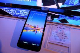 Advan perkenalkan i6, ponsel berteknologi tampilan layar penuh