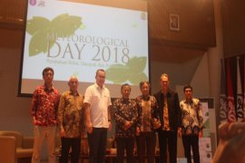 Mahasiswa agrometeorologi IPB sukses menggelar sarasehan perubahan iklim nasional