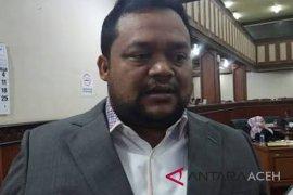 Anggota DPR RI sampaikan terimakasih kepada Pemerintah Aceh