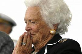 Mengenal mendiang Barbara Bush