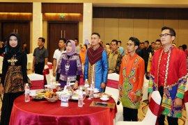 Anugerah Kencana Bagi Duta GenRe 2018 Dari Pemprov dan BKKBN Lampung