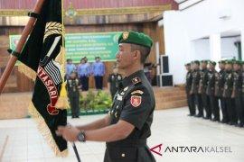 Letkol Inf Nur Rohman Zein Dandim 1002/Barabai