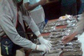 Resnarkoba Polres Sorong Tangkap Warga PNG