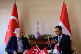 Anies Bertemu Wali Kota Istanbul