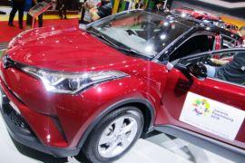 Toyota sosialisasikan keterlibatan dalam Asian Games di IIMS 2018
