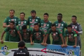 PSMS hajar Persija Jakarta 3-1