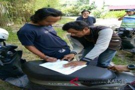 Polresta Ciduk Pencuri Uang Kotak Amal Masjid