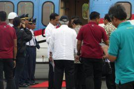 Presiden Kunjungan Kerja ke Jawa Tengah