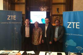 ZTE pamerkan inovasi 5G di Indonesia