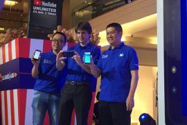 XL, YouTube, Evercoss luncurkan smartphone 4G di bawah Rp1 juta