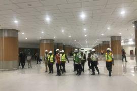 Presiden senang dengan pengerjaan Bandara Kertajati