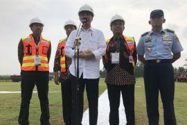 Presiden: Bandara JB Soedirman Purbalingga Rampung 2019