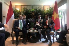 Jokowi gelar pertemuan bilateral dengan PM Vietnam (video)