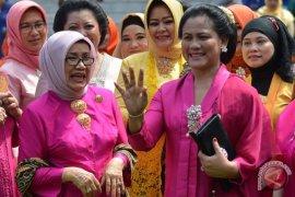 Ibu Negara Iriana Joko Widodo undang 500 anak ke Istana Kepresidenan Yogyakarta
