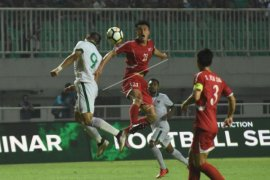 Ditahan Uzbekistan, Timnas Indonesia tiga laga tanpa cetak gol