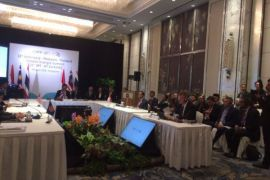 Indonesia-Malaysia-Thailand bahas perkembangan kawasan tiga negara (video)