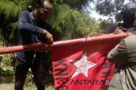 Diduga kibarkan bendera Bintang Kejora, delapan orang diamankan polisi