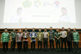 Menpora Imam Nahrawi Memuji Potensi Angkat Besi Lampung