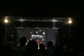 Mahasiswa IPB gelar music corner pasca UTS