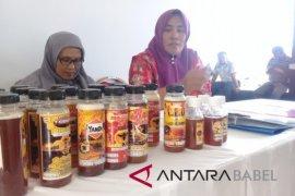 Petani mitra Timah pasarkan madu keluluk secara daring