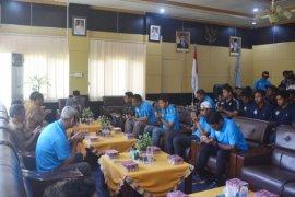 Martapura FC minta restu bupati Banjar