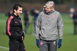 Wenger: Mkhitaryan bisa kembali sebelum akhir musim