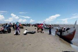 Angin kencang tak ganggu aktivitas melaut nelayan Mukomuko