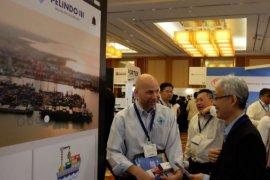 "Pelindo III Kenalkan Aplikasi ""Home Terminal"" di Singapura"