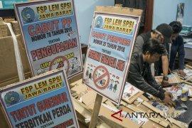 Persiapan May Day Jawa Barat