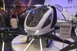 Pasar drone diprediksi tembus angka 474,6 triliun rupiah