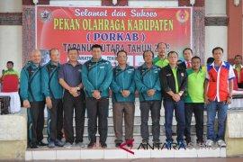 225 karateka ikuti Porkab Taput 2018