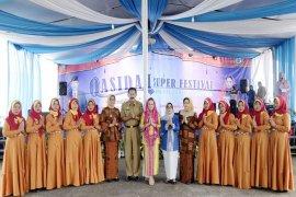 2.880 Peserta Ikuti Qasidah Super Festival 2018 Di Lampung