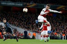 Ramsey tidak yakin dengan masa depannya di Arsenal