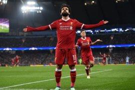 Mohamed Salah antara Liga Champions dan penghargaan pribadi