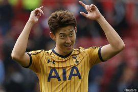 Bintang Tottenham Son Heung-min akan turun di Asian Games