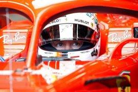 GP Jepang, Vettel butuh keberuntungan agar tetap berpeluang juara