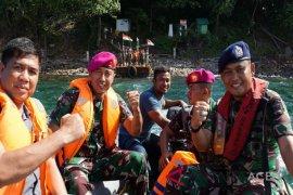 Unsur maritim patroli terpadu di Aceh