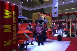 Menperin banggakan kendaraan pedesaan di IIMS 2018