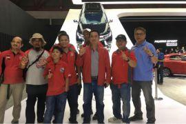 Pajero Indonesia One siap berkendara lintas Kalimantan
