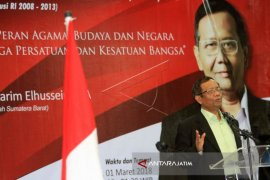 Mahfud Harapkan Jokowi Dapatkan Cawapres yang Tepat