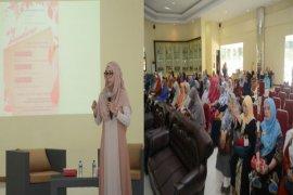 Tingkatkan mood perempuan, Agrianita IPB berbagi energi positif