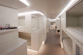 Airbus rancang fasilitas tempat tidur baru pesawat